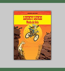 Lucky Luke: Muda de Sela HC 2020