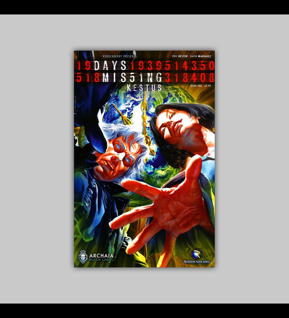Days Missing: Kestus 1 2010
