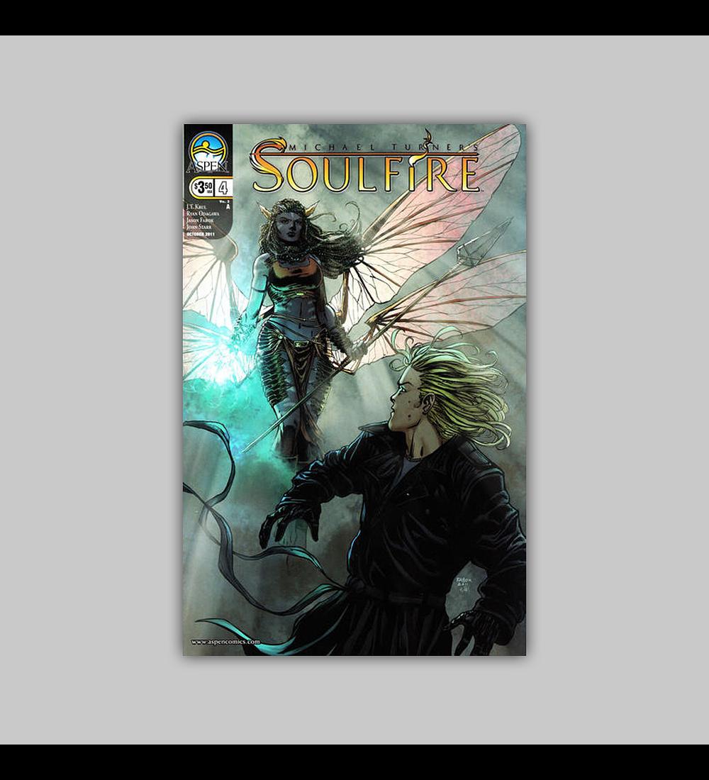 Soulfire (Vol. 3) 4 A 2011