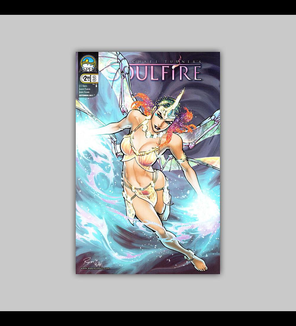 Soulfire (Vol. 3) 3 B 2011
