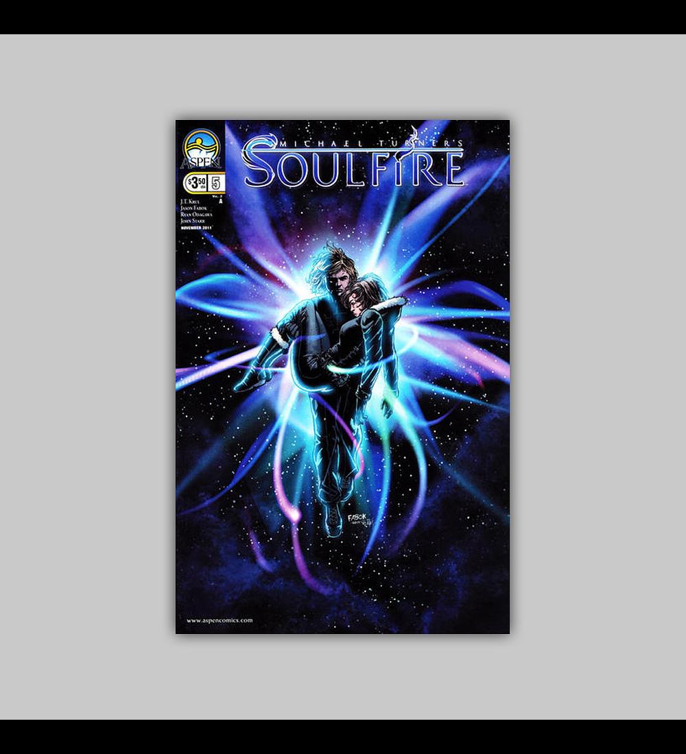 Soulfire (Vol. 3) 5 2011