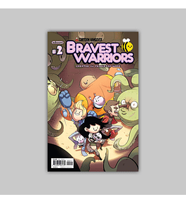 Bravest Warriors 2 2012