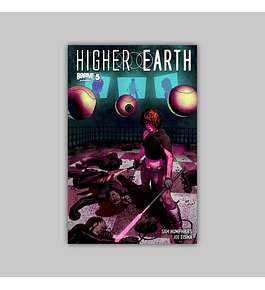 Higher Earth 5 2012
