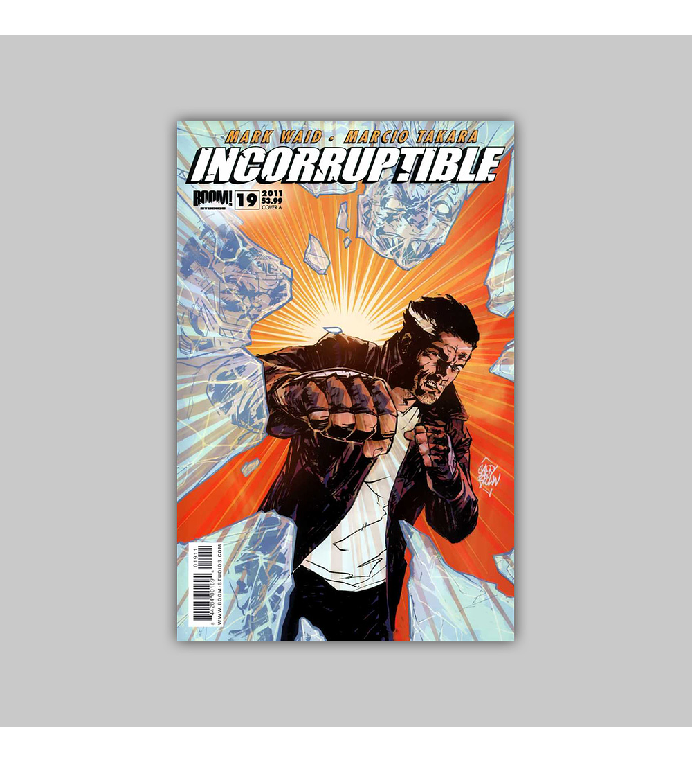 Incorruptible 19 2011