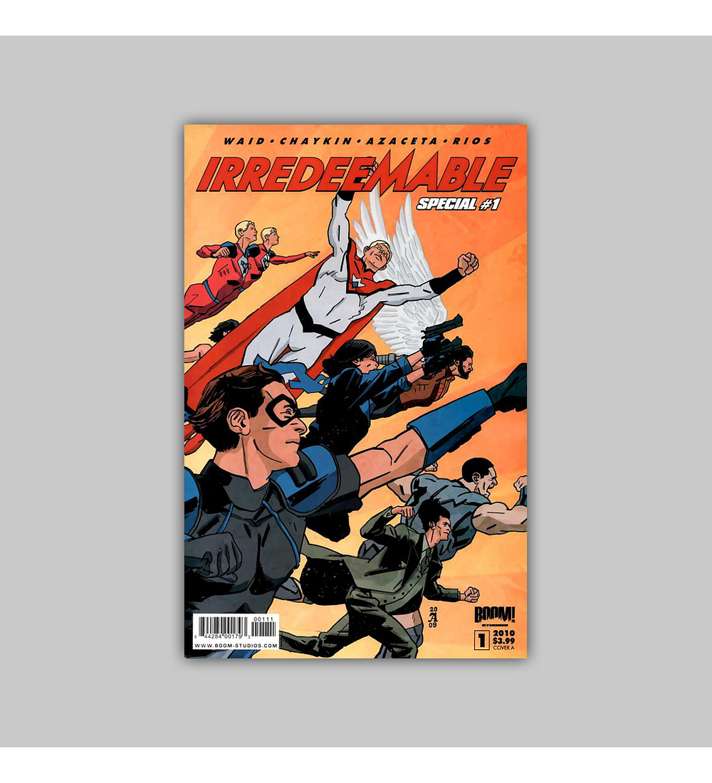Irredeemable Special 1 2010