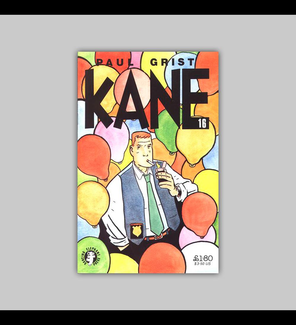 Kane 16 VF (8.0)