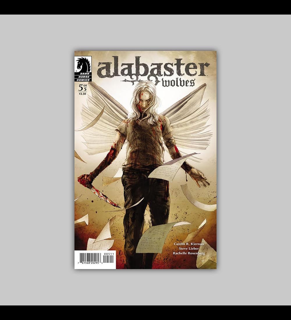 Alabaster Wolves 5 2012