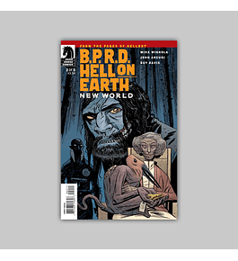 BPRD: Hell on Earth - New World 2 2010
