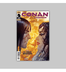 Conan: The Barbarian 6 2012