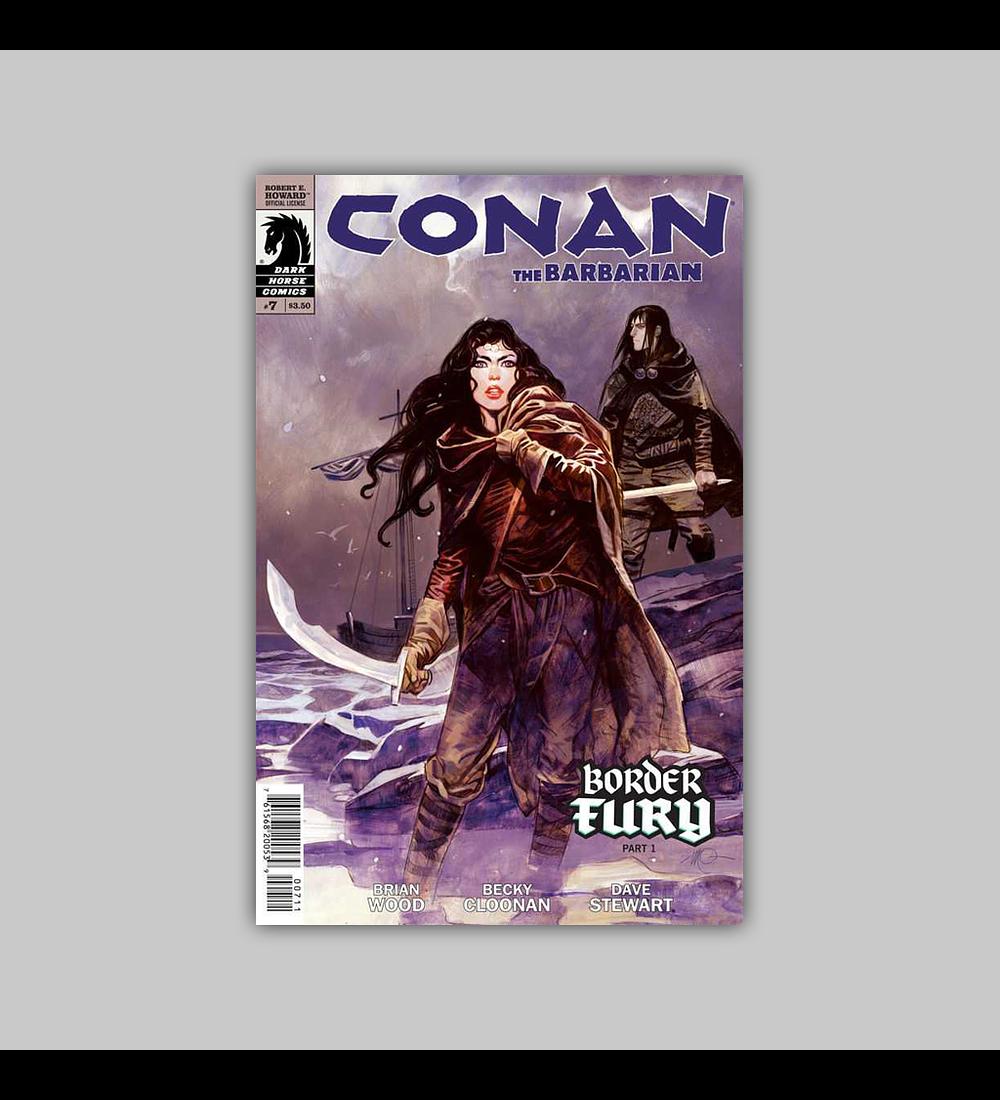 Conan: The Barbarian 7 2012