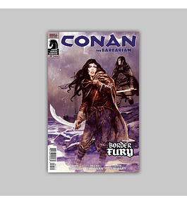 Conan: The Barbarian 7 2012