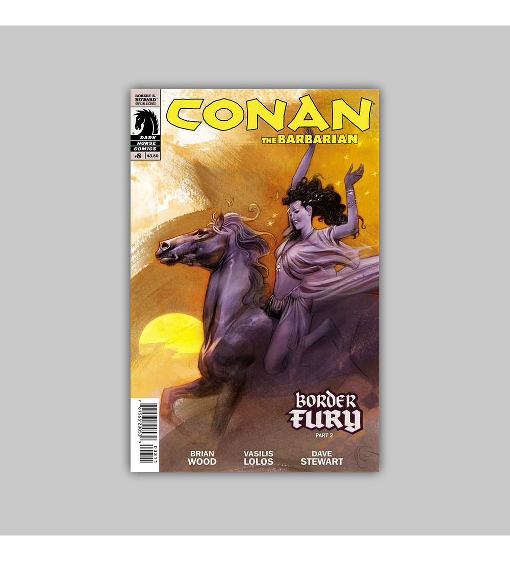 Conan: The Barbarian 8 2012