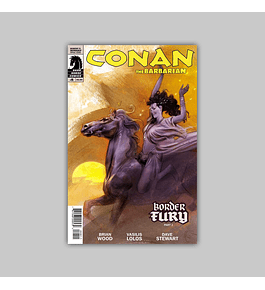 Conan: The Barbarian 8 2012
