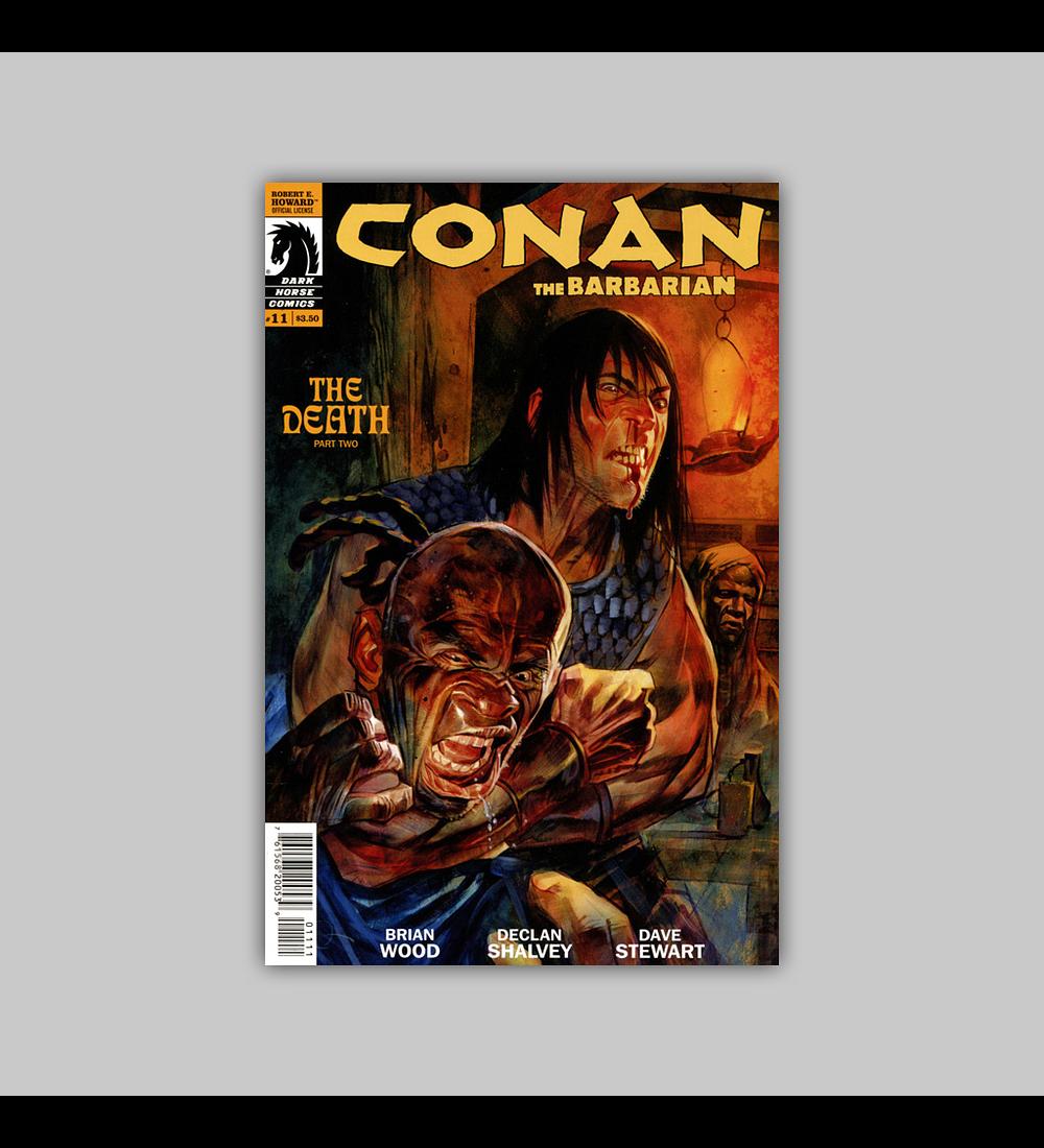 Conan: The Barbarian 11 2012