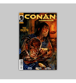Conan: The Barbarian 11 2012