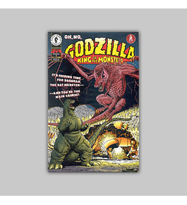 Godzilla 3 1995