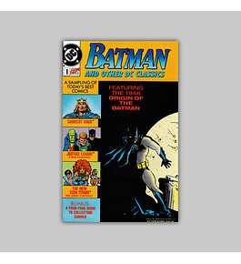 Batman and Other Classics 1 1989