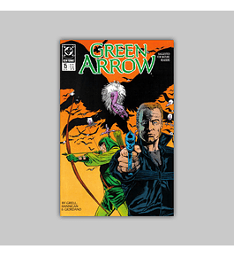 Green Arrow 15 1989