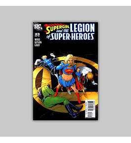 Legion of Super-Heroes (Vol. 5) 23 2006