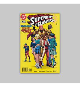 Superboy and the Ravers 7 1997