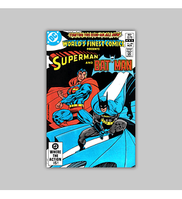 World's Finest Comics 285 VF/NM (9.0) 1982