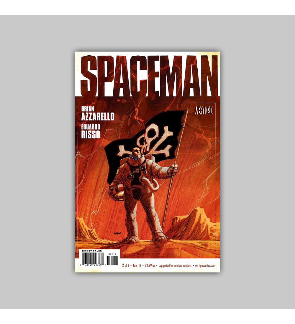 Spaceman 2 2012