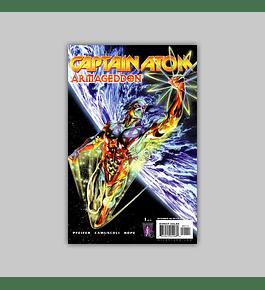 Captain Atom: Armageddon 1 2005