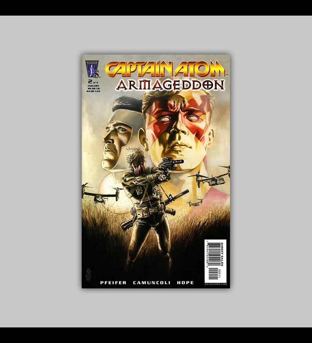 Captain Atom: Armageddon 2 2006
