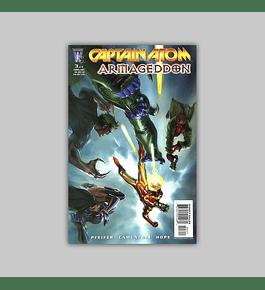 Captain Atom: Armageddon 3 2006