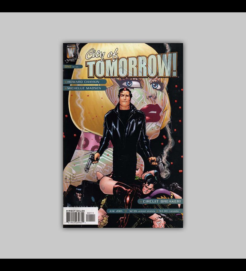 City of Tomorrow 1 2005