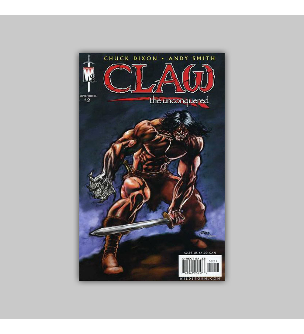 Claw: The Unconquered 2 2006