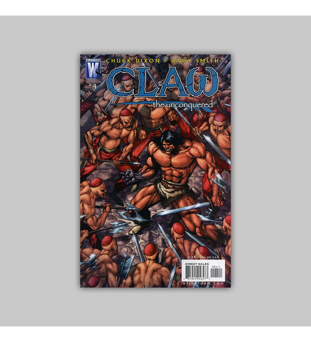 Claw: The Unconquered 4 2006