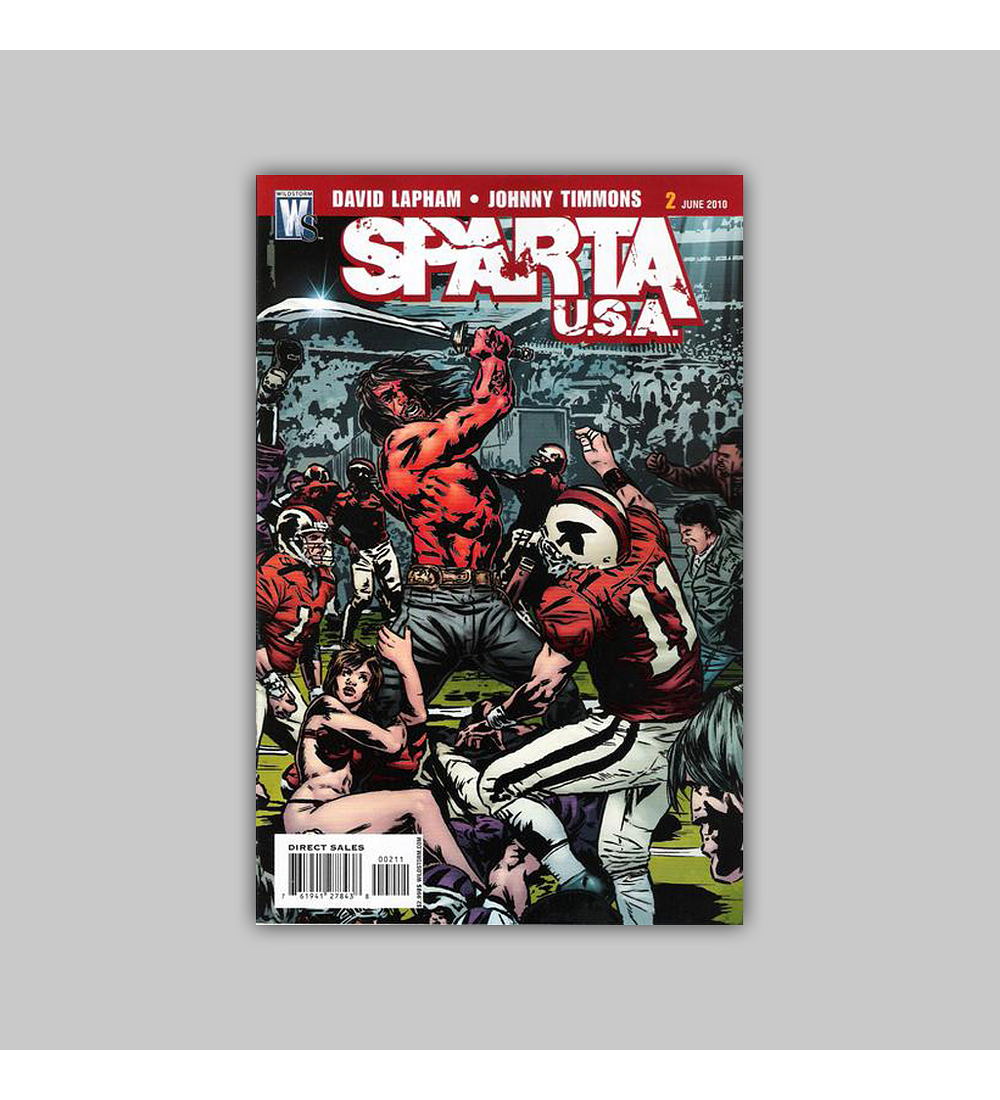 Sparta USA 2 2010