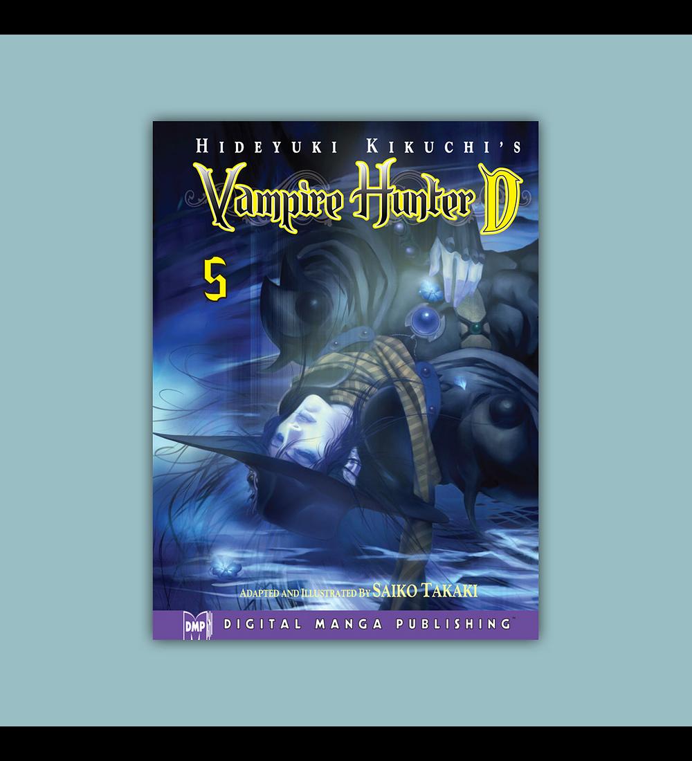 Hideyuki Kikuchi's Vampire Hunter D Vol. 05 2010