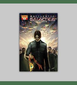 Battlestar Galactica: Zarek 1 2007