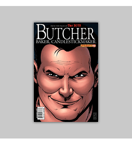Boys: Butcher Baker, Candlestickmaker 1 2011