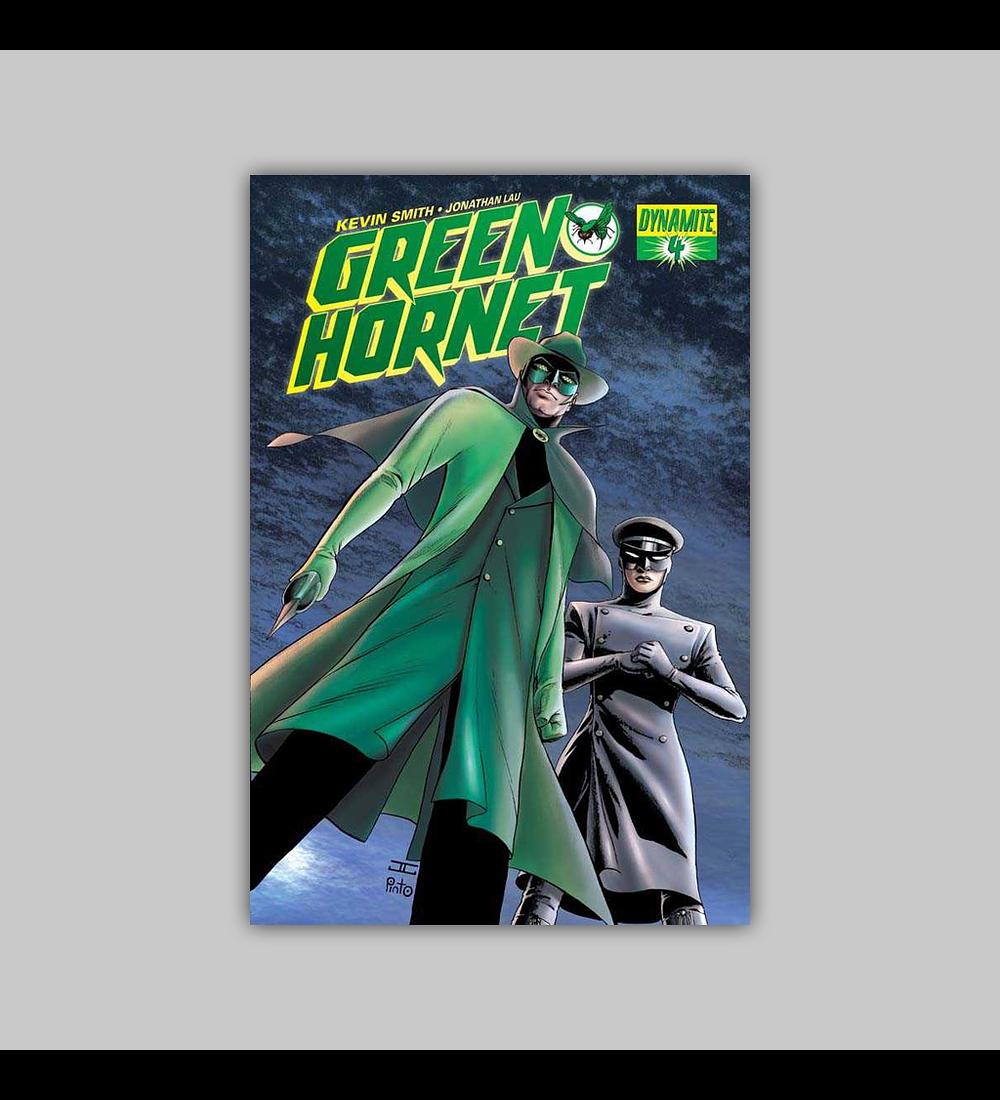 Green Hornet 4 B 2010