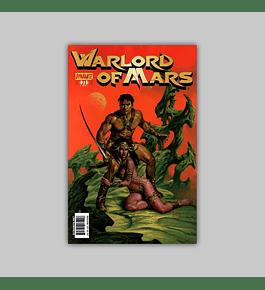 Warlord of Mars 11 2011