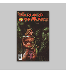 Warlord of Mars 12 C 2011