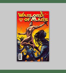 Warlord of Mars 13 B 2011