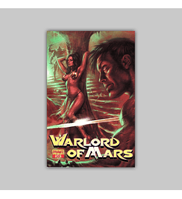 Warlord of Mars 18 B 2012