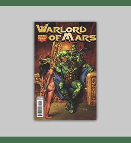 Warlord of Mars 20 2012