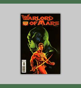 Warlord of Mars 21 B 2012