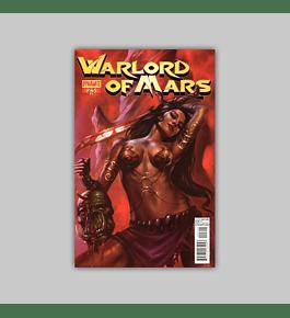 Warlord of Mars 23 B 2012