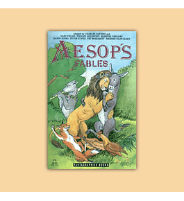 Aesop's Fables 3 Signed 1991