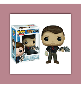 Pop! Bioshock Vinyl Figure: Skyhook Booker Dewitt 2015
