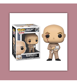 Pop! James Bond Vinyl Figure: Blofeld 2017
