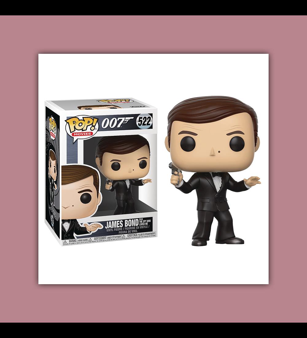 Pop! James Bond Vinyl Figure: Roger Moore 2017