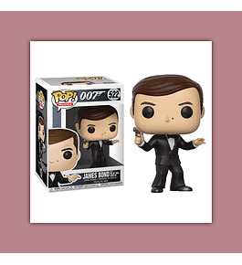 Pop! James Bond Vinyl Figure: Roger Moore 2017