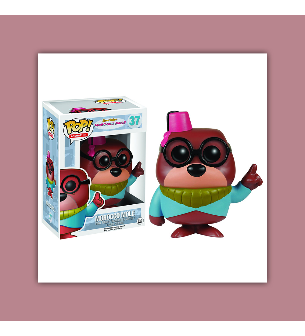 Pop! Hanna Barbera Vinyl Figure: Morocco Mole 2015